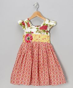 Little girls dress - Easter?