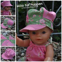 m hoch drei: Westfalenstoffe-Jubiläumschallenge #4 - Puppen-Mila
