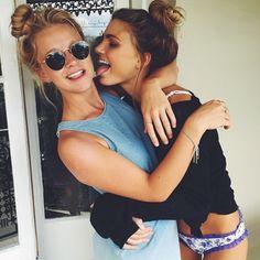 Em (Emma) and me.❤️