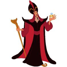 Jafar ❤ liked on Polyvore featuring disney, aladdin and characters
