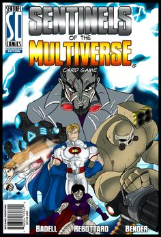 Gift for someone special. Sentinels of the Multiverse | Board Game | BoardGameGeek