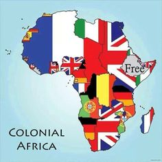 Ethiopia- Africa's only independent and uncolonized country.