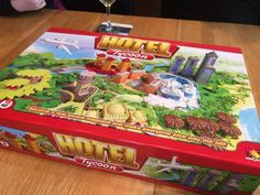 Game Review - Hotel Tycoon board game