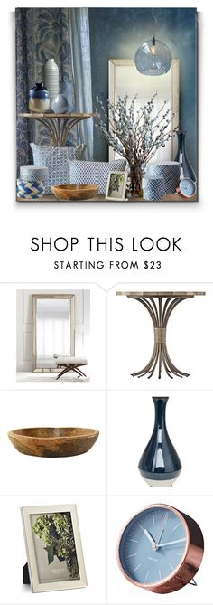 """""""Still Life in Blue - Home Decor as Art Contest"""" by ollie-and-me ❤ liked on Polyvore featuring interior, interiors, interior design, home, home decor, interior decorating and Wedgwood"""