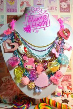 Sanrio loaded necklace