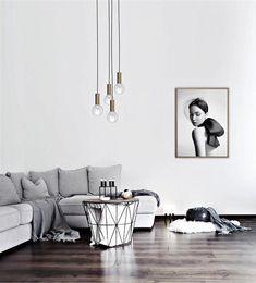 Interieur inspiratie uit Noorwegen. Voor meer inspiratie kijk ook eens op http://www.wonenonline.nl/interieur-inrichten/