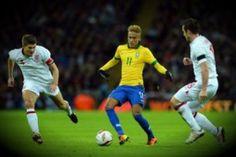 Brazil vs England 2-2 Match Highlights