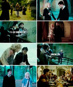 harry & luna - harry potter