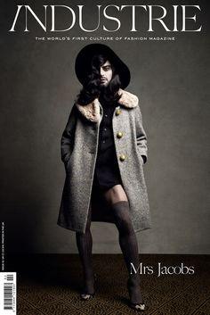 killer legs, magazine covers, daily fashion, magazin cover, industri magazin, marc jacobs, beard, patrick demarchelier, demarcheli photographi