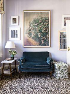 Color crush: Olijfgroen in je interieur | Interiors, Living spaces ...