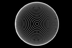 Des .gif noir et blancs hypnotiques #2
