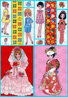 Vintage Paper Dolls * Google for Pinterest pals1500 free paper dolls at Arielle Gabriels The International Paper Doll Society also Google free paper dolls at The China Adventures of Arielle Gabriel *