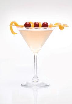 Limonata Rosa  2 oz Double Cross  1 oz fresh lemon juice  1 oz Limoncello  1/4 oz cranberry juice