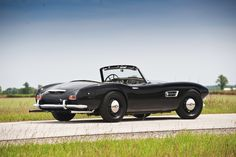 1957 bmw 507 roadster (great curves)