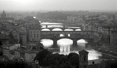 """Giovanni Papini, Firenze - """"Il mio fiume"""""""