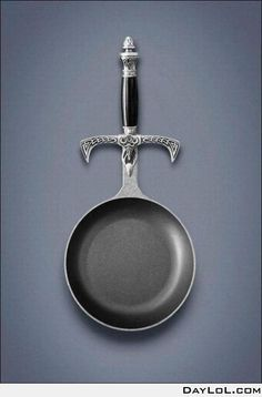Well, this is a pretty awesome sword hilt pan.