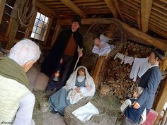 Life Size Nativity, Contrada Bariola - Sant'Antonio di Valli del Pasubio, Vicenza