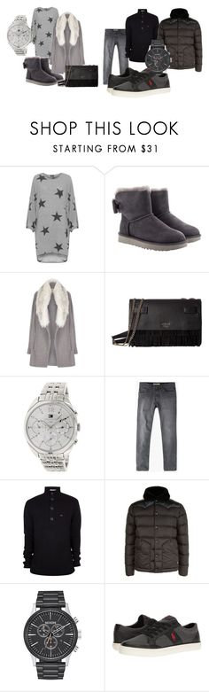 """:*"" by jelaxoxo ❤ liked on Polyvore featuring WearAll, UGG, River Island, GUESS, Tommy Hilfiger, MANGO, Penfield, Nixon, Polo Ralph Lauren and plus size clothing"