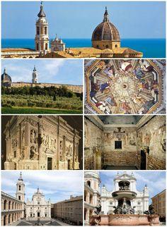 The Sanctuary of Loreto in Le Marche