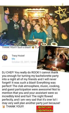 Dj Chef Bachelorette Party Hamptons Cooking Cl Long Island Montauk Nj New Jersey Bride Wedding Ideas Bridal Shower North Fork Conneticut Moh Baking