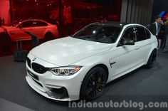 Awesome BMW 2017: 2016 BMW M3 facelift unveiled - 2015 Frankfurt Motor Show Car24 - World Bayers Check more at http://car24.top/2017/2017/02/11/bmw-2017-2016-bmw-m3-facelift-unveiled-2015-frankfurt-motor-show-car24-world-bayers/