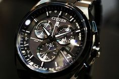 Gents Citizen Watch. For all your watch and jewelry visit Renaissance Fine Jewelry in Brattleboro, Vermont. www.vermontjewel.com, call 802-251-0600.