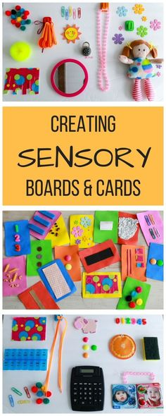 sensory boards for babies a mom/occupational therapist's guide to make sensory boards and cards mom occupational therapist sensory boards sensory cards sensory occupational therapy and sensory diy sensory boards diy sensory cards occupational therapist Baby Sensory Board, Sensory Wall, Sensory Boards, Sensory Bins, Diy Sensory Toys For Babies, Sensory Play Autism, Infant Activities, Activities For Kids, Baby Activites