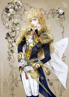 Manga Girl, Anime Art Girl, Lady Oscar, Illusion Photos, Anime Love Story, Anime Princess, Old Anime, Anime Angel, Attack On Titan Anime