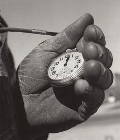 T&S Ry Track Foreman's Watch, Escalon, CA, March 1962, by Richard Steinheimer