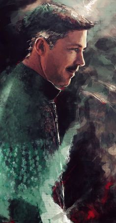 Littlefinger // Petyr Baelish // By: Wroniec // Game Of Thrones