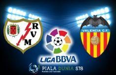 Prediksi Skor Bola Rayo Vallecano vs Valencia
