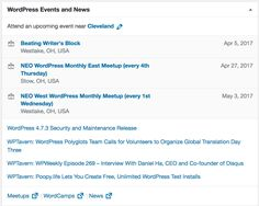 Community Team Releases Plugin That Displays WordPress Events Nearby