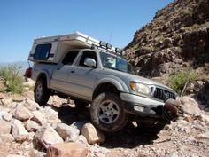 My Favorite Pop-Up Slide-In Truck Camper Design For DIY   Mobile Rik - Living Off The Grid In A DIY RV Truck Camper