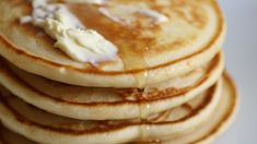 Fluffy Pancakes -USE THIS ONE!! For 10 servings using whole wheat flour, increase milk by 1/2 cup.