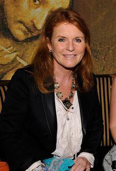"Duchess Sarah ""Fergie"" Ferguson"