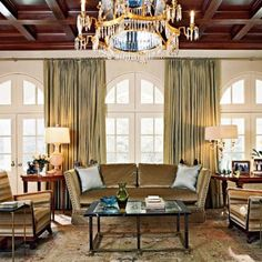 """Dallas designer Jan Showers is always a great source of inspiration! Her interiors are traditional and modern at the same time. I highly recommend her book """"Glamorous Rooms""""!!!"""