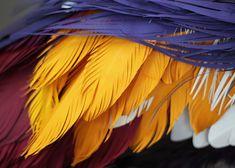 crane detail - paper birds - diana beltran herrera