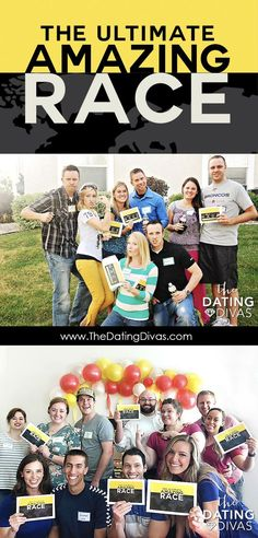 Editable printables to host your own Amazing Race Party! SUCH a fun idea for a group date, birthday party, etc. Amazing Race Ideas For Adults, Amazing Race Games, Amazing Race Party, Birthday Party Themes, 26th Birthday, Birthday Ideas, Theme Parties, Amazing Race Challenges, Romance Tips