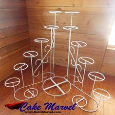 Quinceanera Cake Stand  15 Cakes cakepins.com