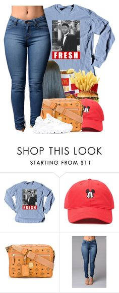 A fashion look from November 2016 featuring long sleeve tops, mid-rise jeans and nike sneakers. Browse and shop related looks. Lit Outfits, Cute Swag Outfits, Chill Outfits, Summer Fashion Outfits, Dope Outfits, Casual Summer Outfits, Classy Teen Fashion, Autumn Fashion For Teens, Fashion Fashion