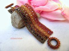 Foto: Ande bracelet Pattern: Ande