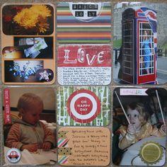Project Life Week 11 - Scrapbook.com