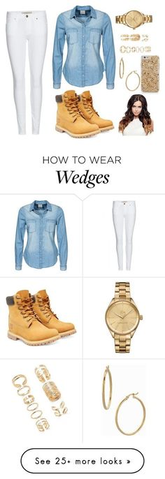 """""""Golden"""" featuring Burberry, Vero Moda, Lacoste, Forever Bony Levy and Timberland Look Fashion, Teen Fashion, Winter Fashion, Fashion Outfits, Womens Fashion, Swag Fashion, Fashion Pants, Mode Outfits, Casual Outfits"""