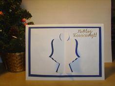Karácsonyi képeslap - angyalkás  Ha szeretnéd megvásárolni, kattints a képre.