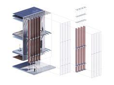 Galeria de OMA, Aires Mateus e Staab Architekten divulgam as propostas que receberam menção honrosa para o concurso do novo edifício da Neue Galerie - 39