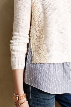 Terrace Pullover - anthropologie.com #anthrofave