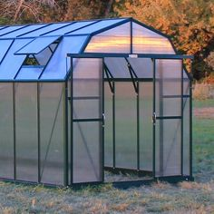 Adding the back door option to your Grandio Elite Greenhouse will help control the temperature and add the needed ventilation for many environments. Elite Greenhouses, Greenhouses For Sale, Build A Greenhouse, Greenhouse Growing, Greenhouse Supplies, Garden Supplies, Greenhouse Ventilation, Door Kits, Deciduous Trees
