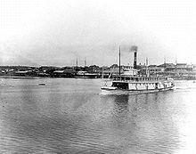 R.P. Rithet (sternwheeler) - Wikipedia