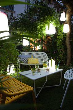 Fermob tuin- terrasmeubelen | 24 kleuren | Fermob tuinverlichting