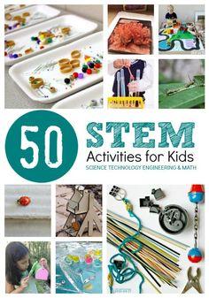 50 STEM Activities f